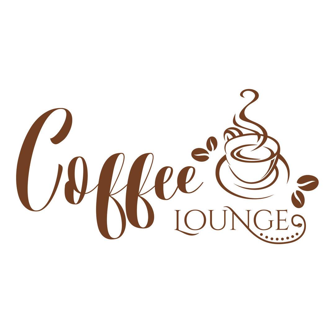 D Coffee Wandtattoo