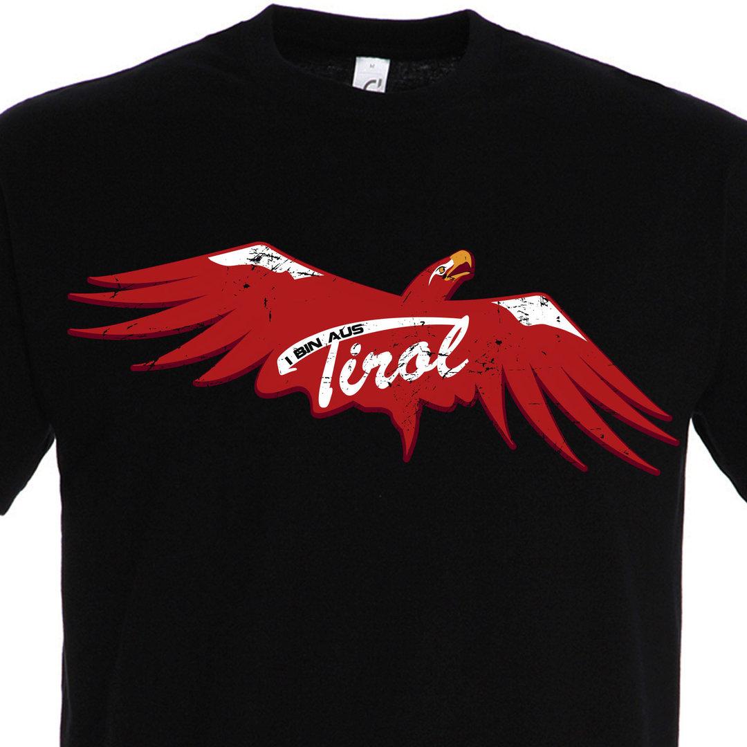 7de7669e882beb ... Herren T-Shirt I bin aus Tirol