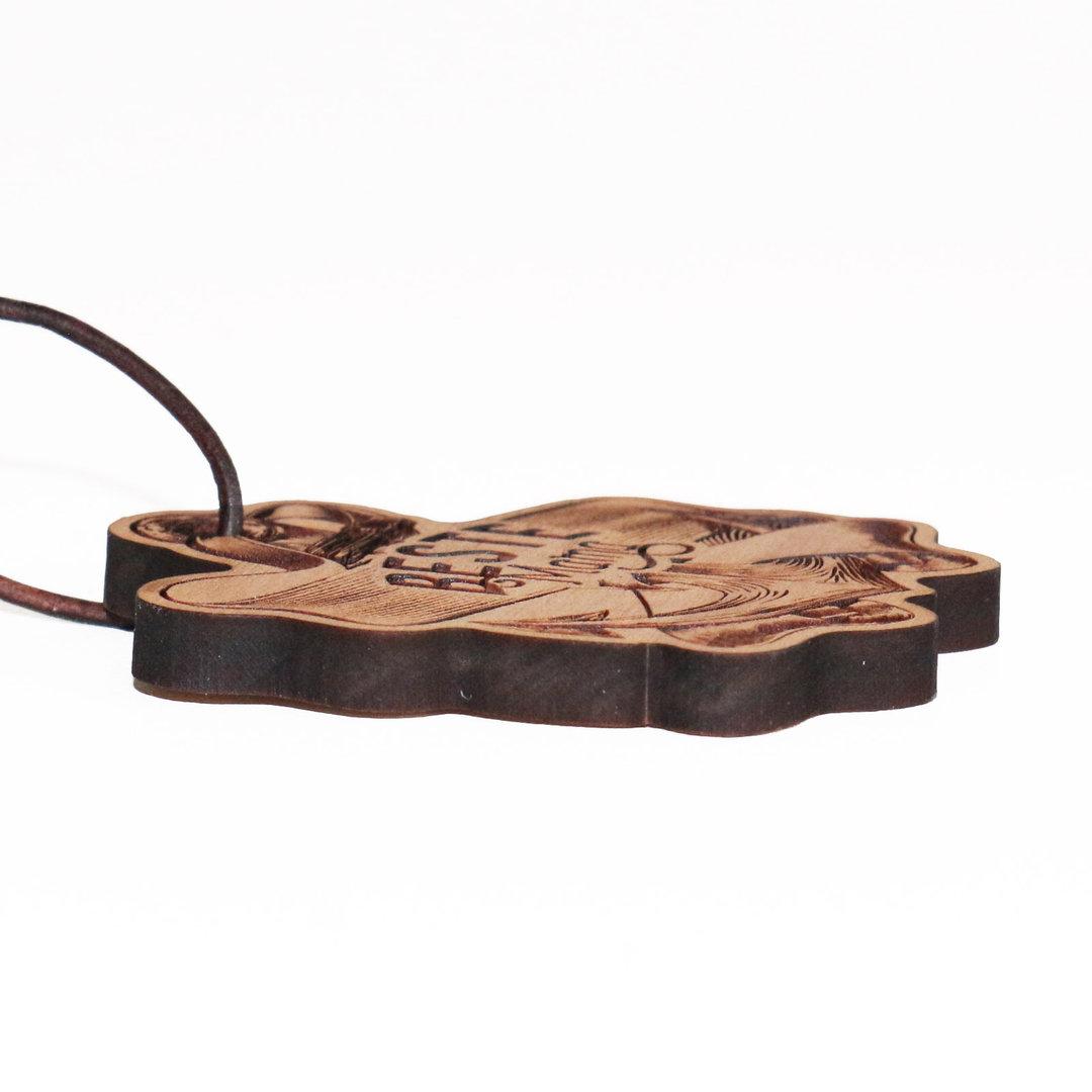 holz schl sselanh nger anker bester bruder geschenk f r bruder. Black Bedroom Furniture Sets. Home Design Ideas