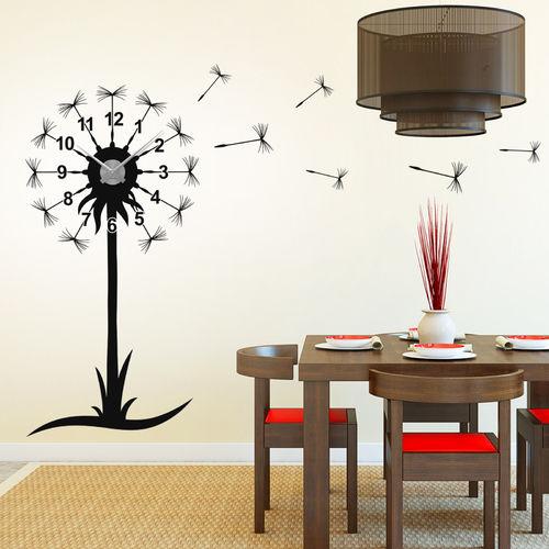 wandtattoo uhren sch ne wanduhren zu vielen themen. Black Bedroom Furniture Sets. Home Design Ideas