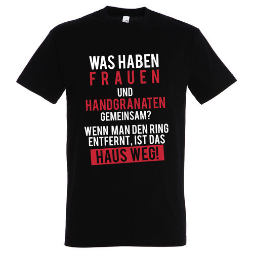 T-Shirt Frauenwitz